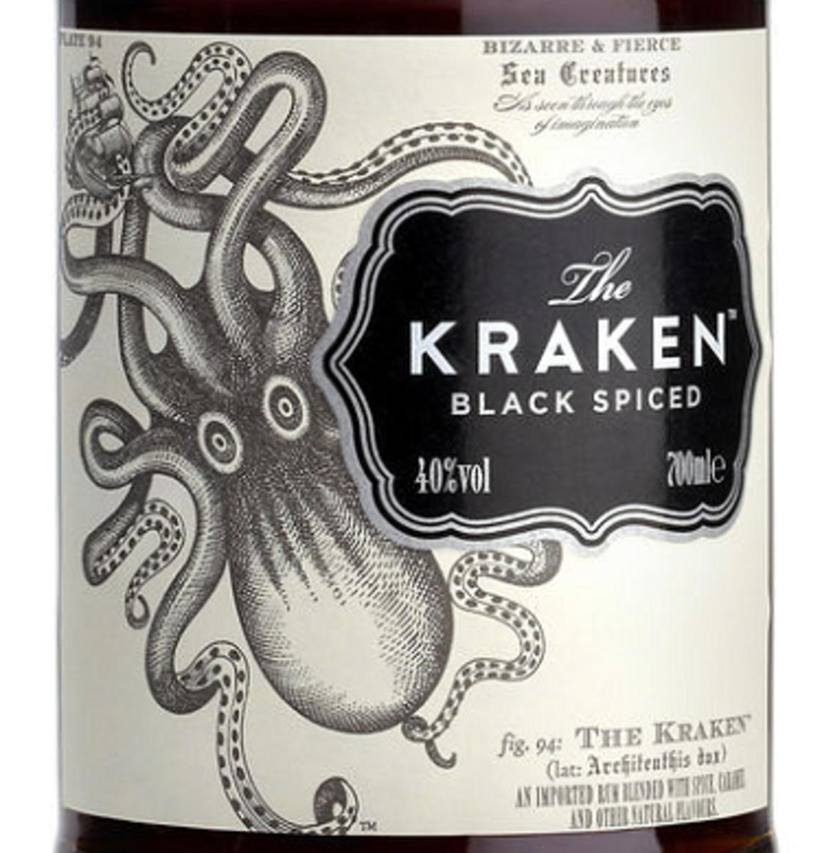 Bild 2 von The Kraken Black Spiced Rum