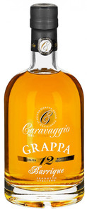 Caravaggio Grappa Barrique 12 Monate