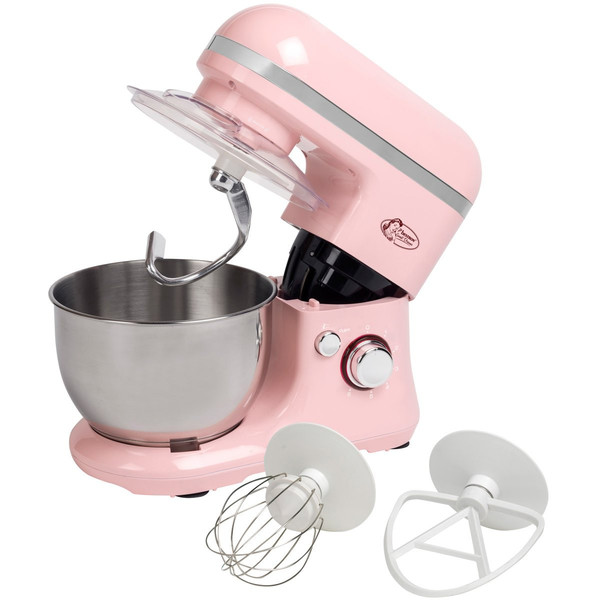 Bestron Küchenmaschine AKM900, rosa