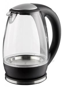 Home Ideas Glaswasserkocher, schwarz