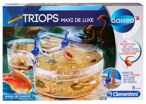 """Clementoni Galileo Experimentierkasten """"Triops Maxi de Luxe"""""""