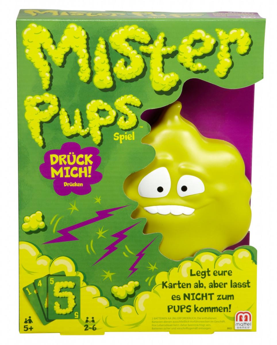 Bild 1 von Mattel Games Mister Pups