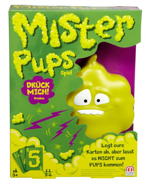 Mattel Games Mister Pups