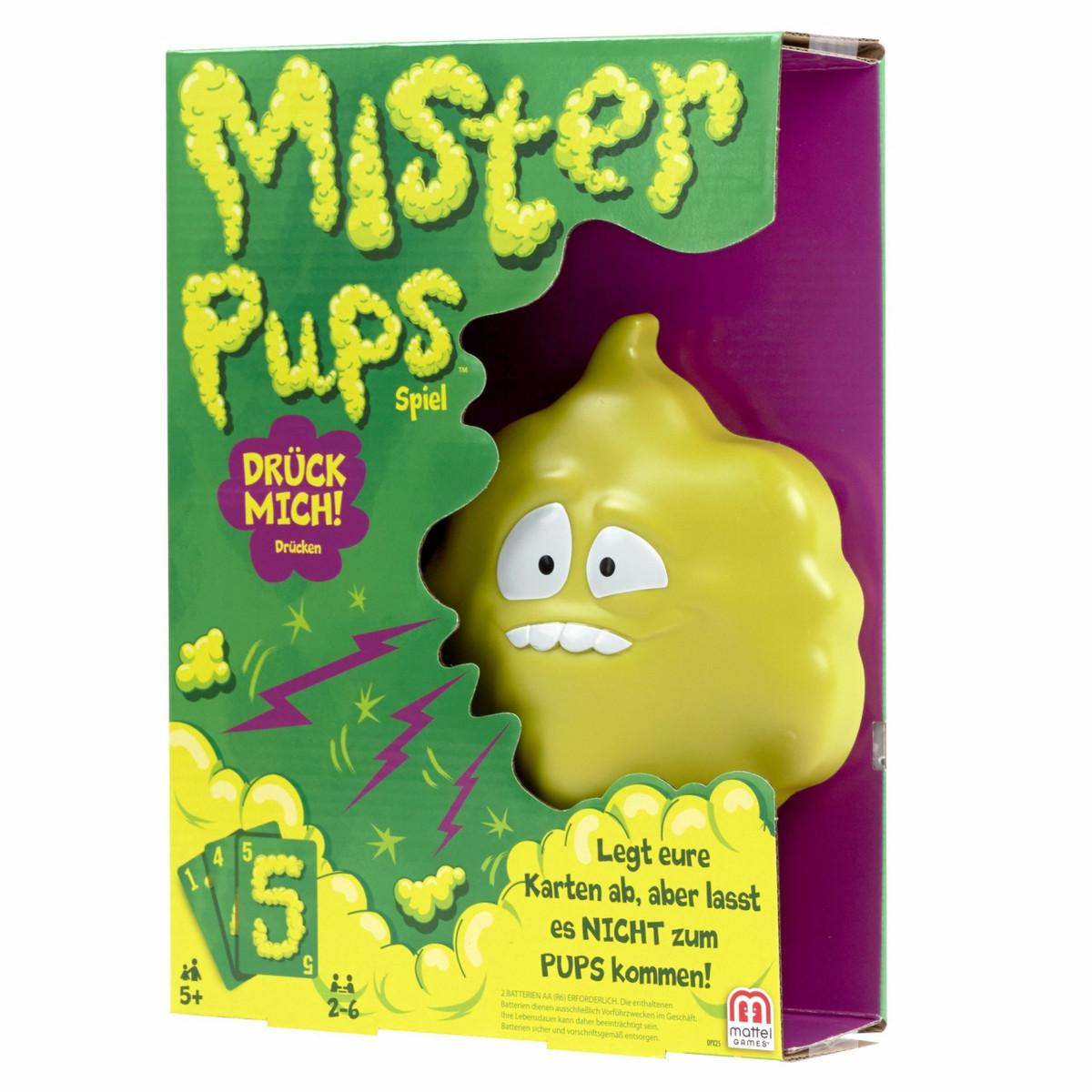 Bild 2 von Mattel Games Mister Pups