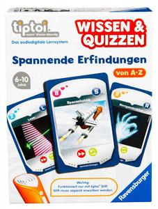Ravensburger Wissen & Quizzen: Spannende Erfindungen