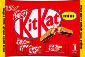 NESTLÉ  KitKat, Lion oder Smarties Minis