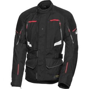 FLM            Touren Leder-/Textiljacke 4.0 schwarz