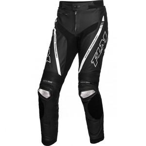 FLM            Sports Leder Kombihose 3.1 schwarz/weiß
