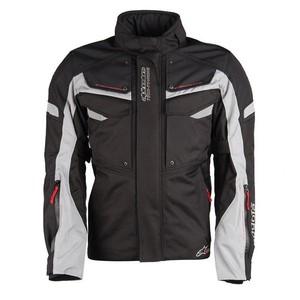 Alpinestars            Bogota Drystar Textiljacke schwarz/grau M