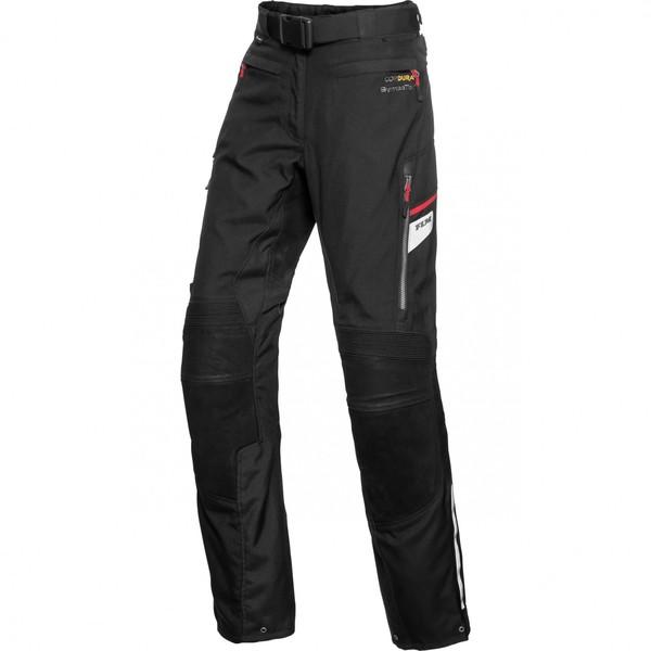 FLM            Touren Damen Leder-Textilhose 4.0 schwarz