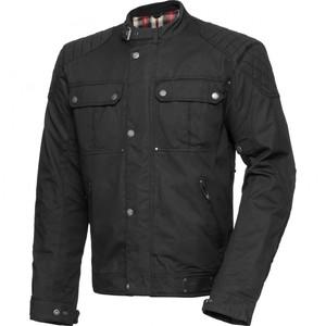 Spirit Motors            Retro-Style Textiljacke 1.0 schwarz