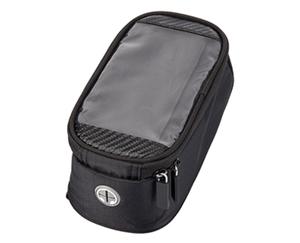 bikemate®  Fahrradtasche mit Smartphonehalterung
