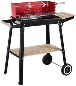 LET'S BBQ  Grillwagen