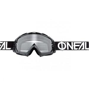 O'Neal            B-10 Crossbrille Pixel schwarz/weiß