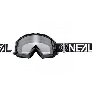 O'Neal            B-10 Crossbrille Twoface schwarz/weiß