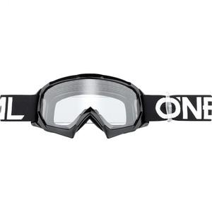 O'Neal            B-10 Youth Crossbrlle Solid schwarz/weiß