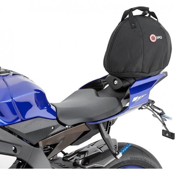 QBag            Heck-/Sitzbank-/Helmtasche 01 15 Liter Stauraum