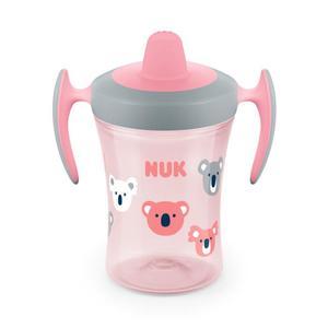 NUK Trainer Cup Trinklernflasche, rosa