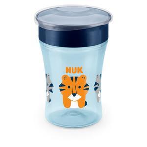 NUK Magic Cup Trinklernbecher, blau