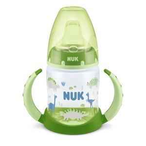 NUK First Choice Trinklernflasche, grün