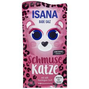 ISANA Badesalz Schmusekatze 0.69 EUR/100 g