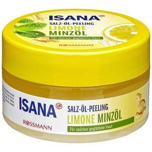 ISANA Salz-Öl-Peeling Limone & Minzöl 9.97 EUR/1 kg