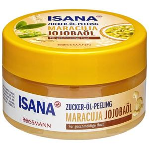 ISANA Zucker-Öl-Peeling Maracuja Jojobaöl 1.30 EUR/100 g