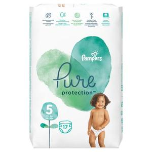 Pampers Pure Protection Windeln Größe 5 (11+ kg)
