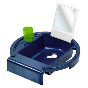 Rotho Babydesign Kiddy Wash Kinderwaschbecken blau
