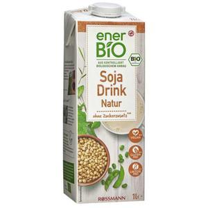 enerBiO Soja Drink Natur