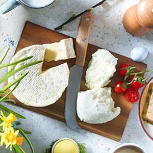 Büffel Camembert Italienischer Weichkäse aus Büffelmilch,mind. 43 % Fett i. Tr., je 100 g
