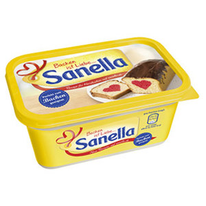 Sanella jede 500-g-Packung