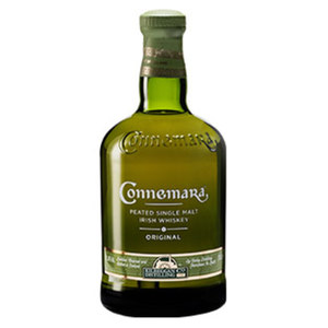 Connemara Peated Single Malt Irish  Whiskey 40 % Vol., jede 0,7-l-Flasche