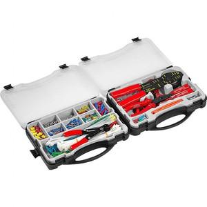 Hi-Q Tools            Elektrik-Kit 399-teilig