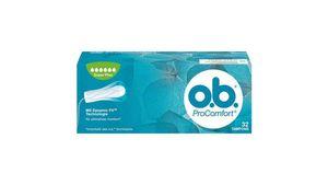 o.b. Tampons ProComfort Super Plus 32 Stück