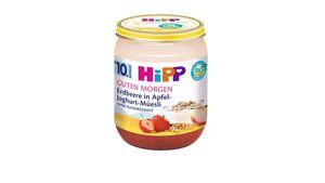 HiPP Guten Morgen - Erdbeere in Apfel-Joghurt-Müsli