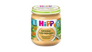 HiPP Cremesuppen - Gemüse-Cremesuppe