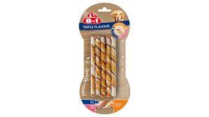 8in1 Triple Flavour Twisted Sticks 10 Stück