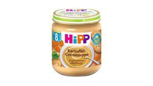 HiPP Cremesuppen - Kartoffel-Cremesuppe