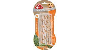 8in1 Delights Twisted Sticks 10 Stück