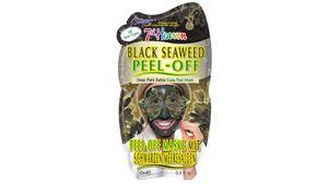 Montagne Jeunesse 7th heaven Maske Black Seaweed Peel-Off