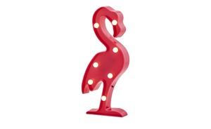 LED-Leuchtfigur Flamingo