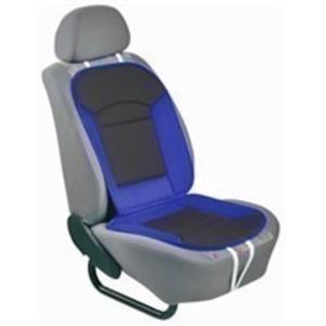 DIANA Sitzauflage aus Polyester, blau-anthrazit, 1 Stück