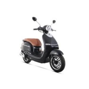 Explorer Cruzer 125 Motorroller 2018 schwarz, 80 km/h