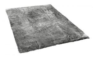 Fellteppich 5 ca. 160 x 230 cm grau-mix