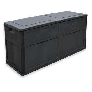 Auflagenbox aus Kunststoff mit 320 Liter Fassungsvermögen