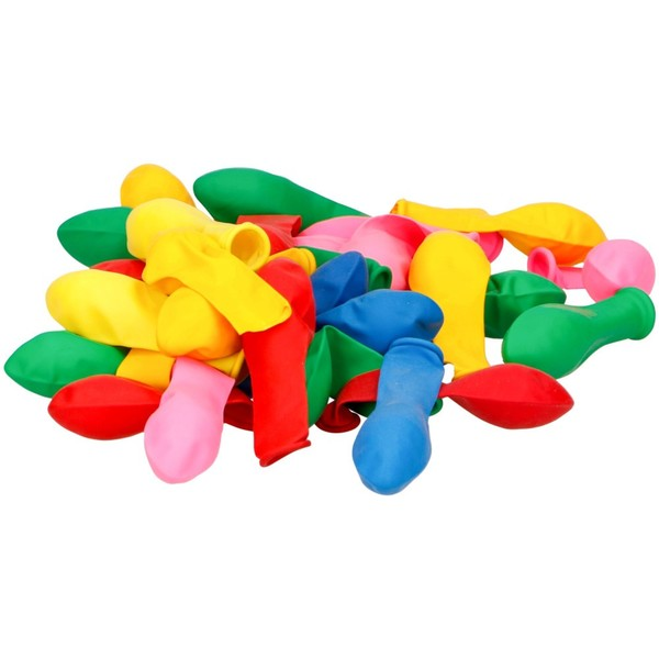 Wasserbomben 100 in verschiedenen Farben