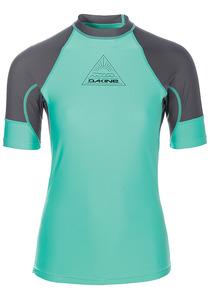 Dakine Flow Snug Fit S/S - Lycra für Damen - Grün