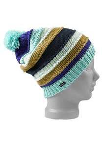 Burton Candy Stripe - Mütze für Damen - Grün