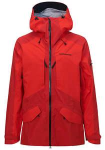 PEAK PERFORMANCE Teton - Skijacke für Herren - Rot